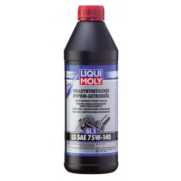 Liqui-Moly Sintetinė transmisinė alyva (GL5)LS SAE 75W-140, 1L