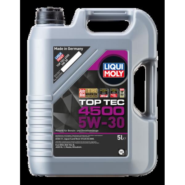Liqui-Moly Top Tec 4500 5W-30 5L