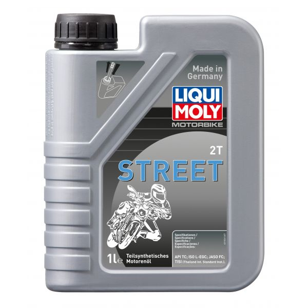 Liqui-Moly 2T STREET, 1L
