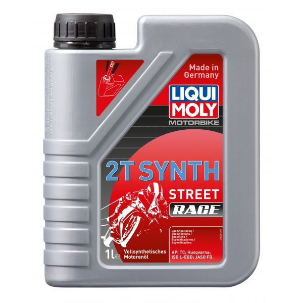 Liqui-Moly 2T Synth, 1L