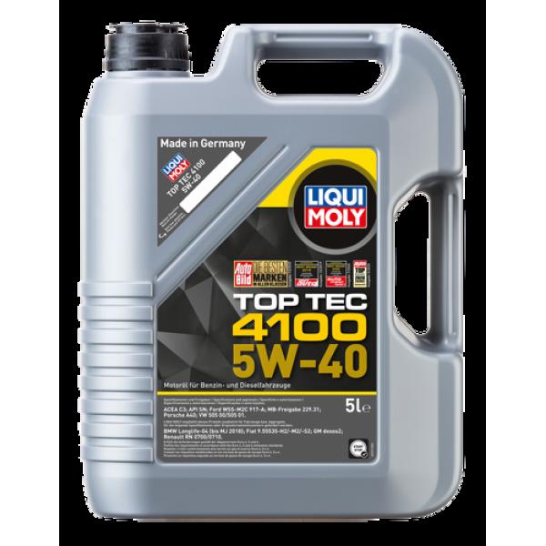Liqui-Moly Top Tec 4100 5W-40 5L