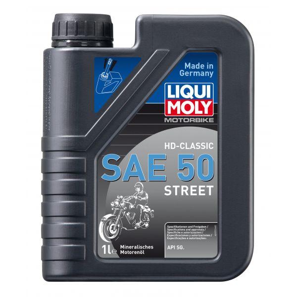 HD-Classic SAE 50 STREET, 1L