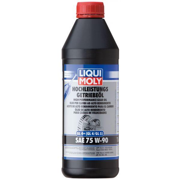 Liqui-Moly Hochleistungs-Getriebeöl (GL4+) SAE 75W-90 1L