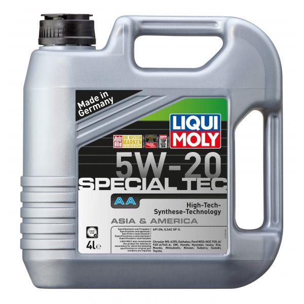 Liqui-Moly Leichtlauf Special AA 5W-20 4L