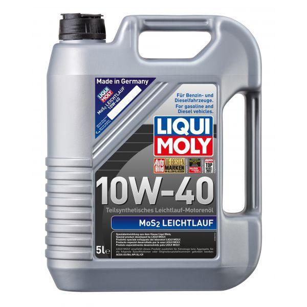 Liqui-Moly MoS2 Leichtlauf 10W-40 5L