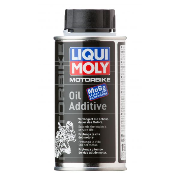 Liqui-Moly Racing Bike-Oil Additiv