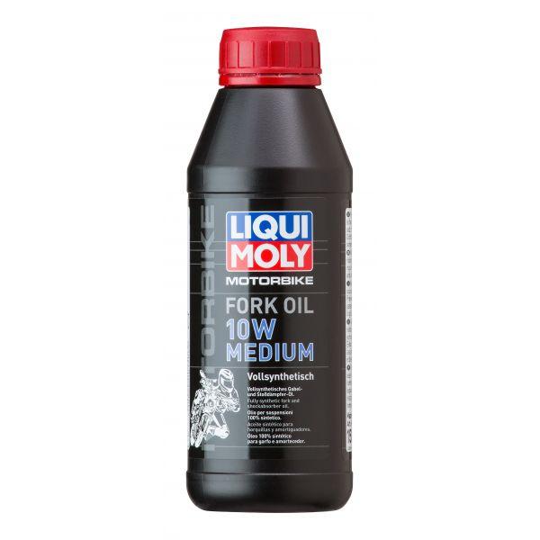 Racing Fork Oil 10 W Medium, 500ml