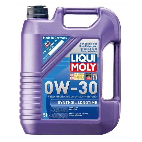 Liqui-Moly Sintetinė alyva Synthoil Longtime 0W-30 5L