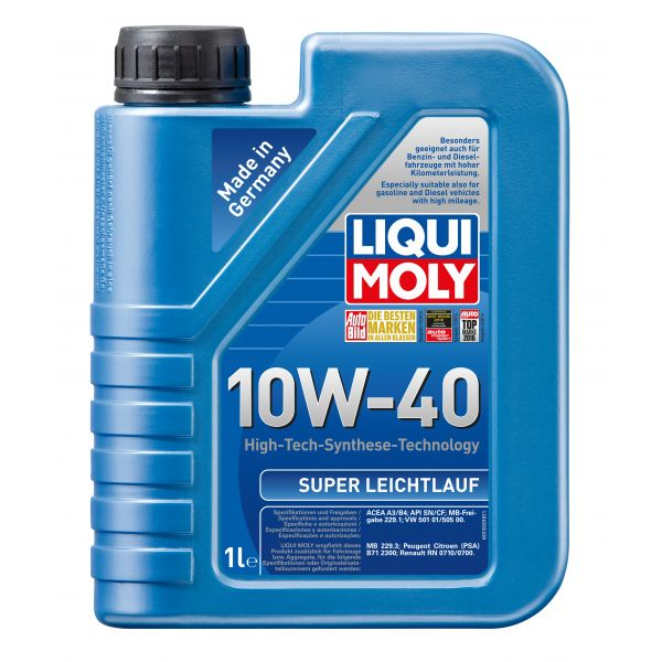 Liqui-Moly Super Leichtlauf 10W-40 1L