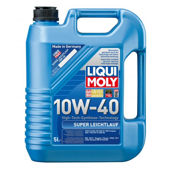 Liqui-Moly Super Leichtlauf 10W-40 5L