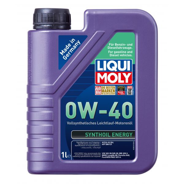 Liqui-Moly Synthoil Energy 0W-40 1L