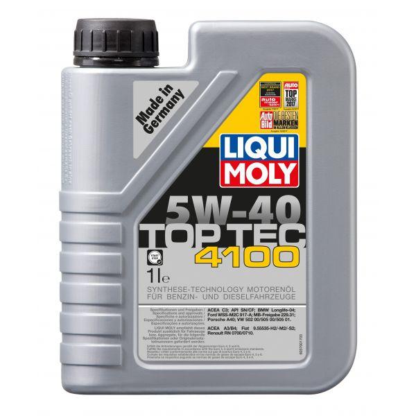 Liqui-Moly Top Tec 4100 5W-40 1L