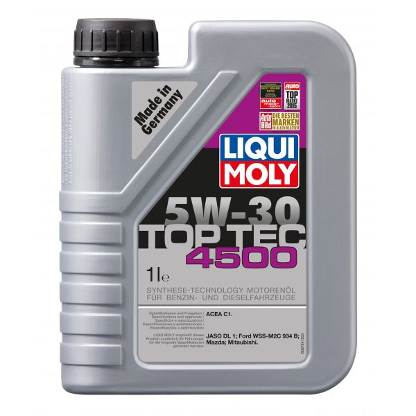 Liqui-Moly Top Tec 4500 5W-30 1L