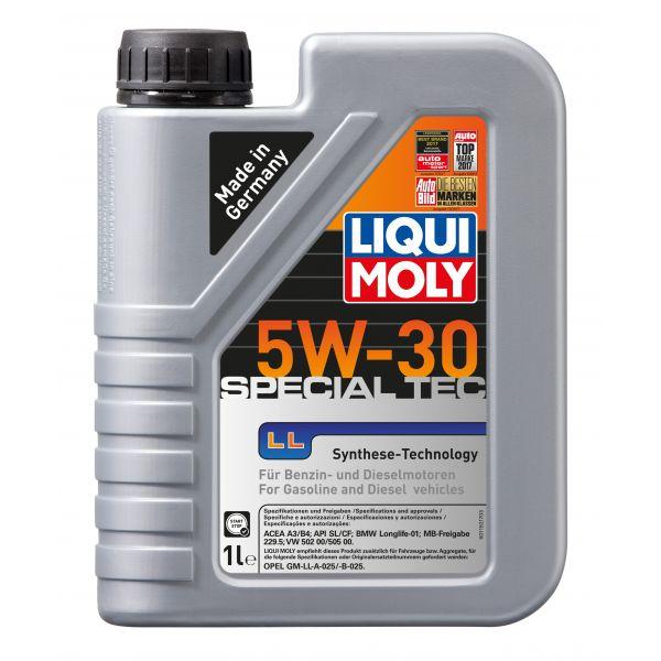 Liqui-Moly Variklinė alyva Leichtlauf Special LL 5W-30 1L